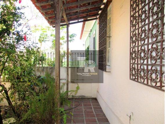 Casa 2 Quartos, 2 Vagas E Anexo - Fonseca - Ca0039