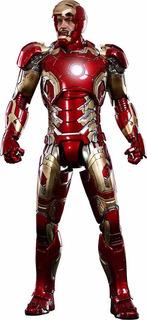 Iron Man Mark Xliii 43 Diecast Avengers Hot Toys