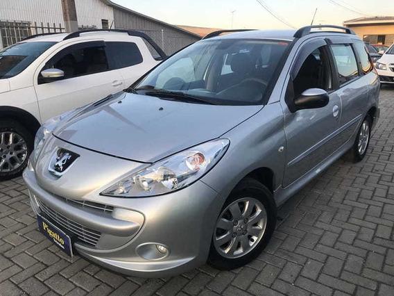 Peugeot 207 Sw Xr 1.4 8v Flex 4p 2012