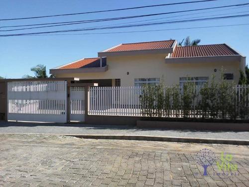 Imagem 1 de 22 de Casa Com 3 Dormitórios À Venda, 325 M² Por R$ 698.000,00 - Escola Agrícola - Blumenau/sc - Ca0508