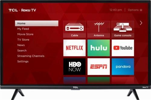 Imagen 1 de 8 de Televisor Tcl 32'' 1080p Full Hd Roku Smart Tv Doble Banda