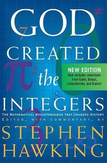 Book : God Created The Integers: The Mathematical Breakth...