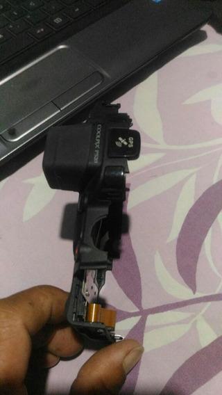Carcaça Traseira Nikon P520