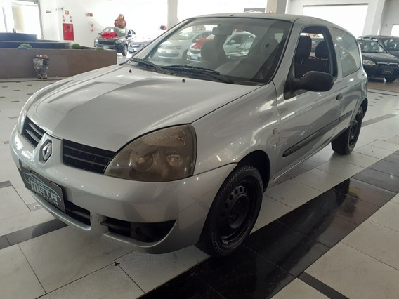 Renault Clio 1.0 16v Authentique Hi-flex 3p 2008 R$:8990