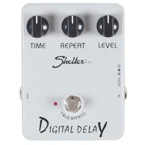 Pedal Shelter Digital Delay Sdd Para Guitarra