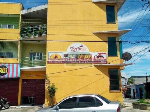 Prédio À Venda, 1780 M² Por R$ 500.000,00 - Aleixo - Manaus/am - Pr0025