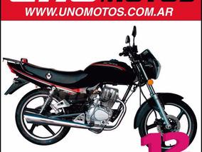 Mondial Rd 150 H Special Full Aleación Disco