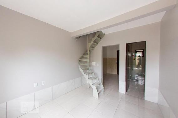 Casa Para Aluguel - Santa Tereza, 2 Quartos, 46 - 893018544