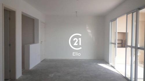 Apartamento Com 3 Dormitórios À Venda, 90 M² Por R$ 725.000,00 - Vila Mascote - São Paulo/sp - Ap12357