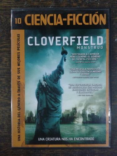 Cloverfield (2008) * Dvd * Ciencia Ficcion *