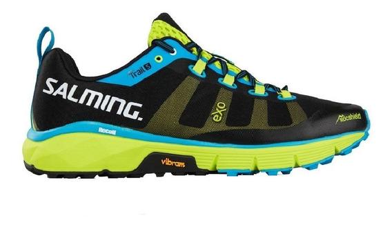 Zapatillas Salming Trial 5 Hombre Trekking Running