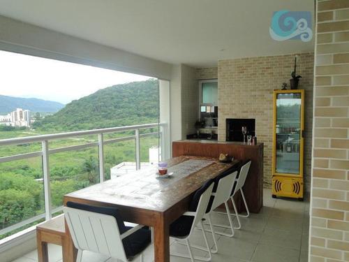 Imagem 1 de 30 de Apartamento À Venda - Praia Da Enseada - Guarujá. - Ap4440