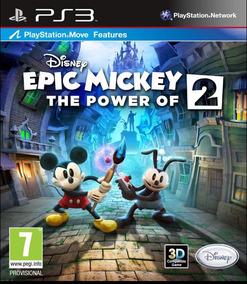 Disney Épic Mickey 2 Ps3