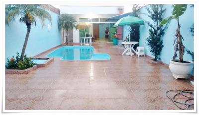 Casa Residencial À Venda, Jardim Boer I, Americana. - Codigo: Ca0566 - Ca0566