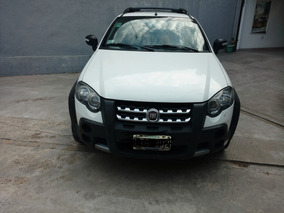 Fiat Strada 1.6 Adventure Ce C/alarma + Lona 2012