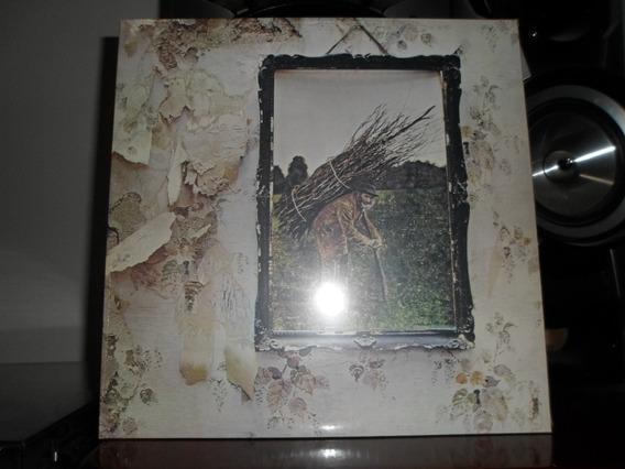 Lp Led Zeppelin Iv Deluxe Edition 2 Lps - Lacrado !!