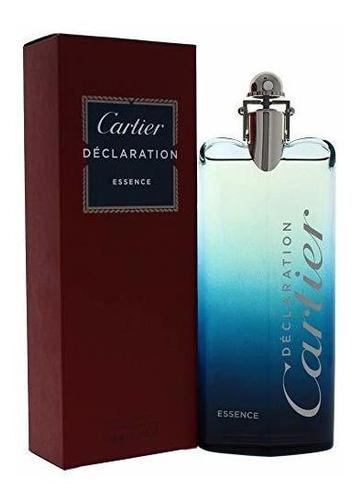 Declaration Essence De Cartier For Men. Eau De Toilette