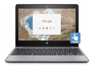 Hp Chromebook 11 Touchscreen 4gb Ram 16gb Emmc Chrome Os ®