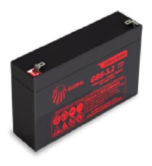 Bateria Gb 6v - 12ah Moto Elétrica Infantil