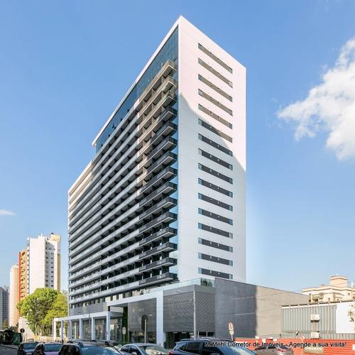 Flat Com 1 Dormitório À Venda Com 27.16m² Por R$ 618.900,00 No Bairro Juvevê - Curitiba / Pr - M2cy-uoh53a