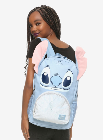 Mochila Stitch Gigante Original Hot Topic Disney Loungefly