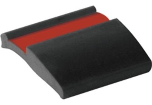 Imagen 1 de 3 de Bagueta Moldura Puerta Auto Protector 20mm Tira Roja