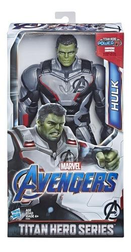 Boneco Avengers Hulk Vingadores Ultimato 30 Cm Hasbro E3304