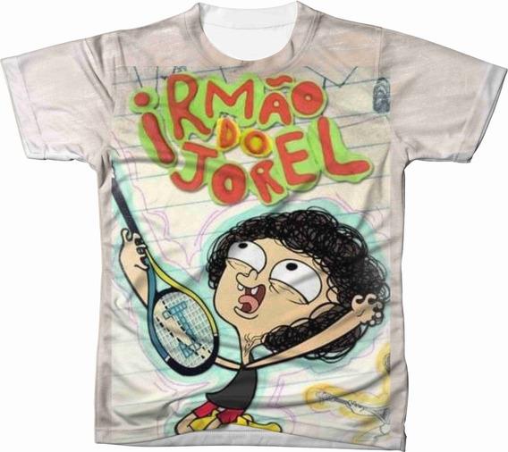 Camiseta Camisa Blusa Irmão Do Jorel Desenho 08