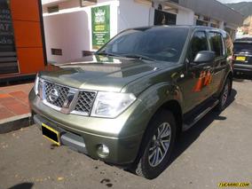 Nissan Pathfinder Le Premium At 4000cc Aa