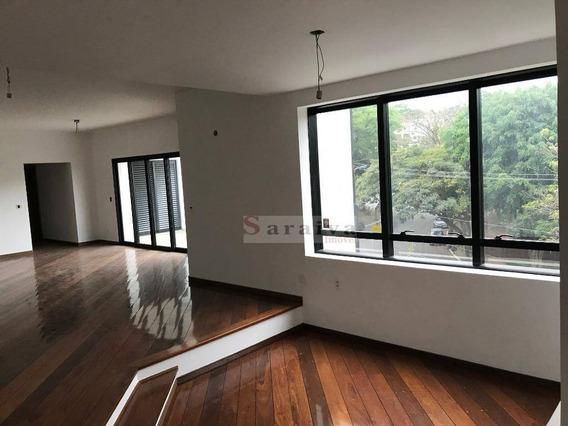 Apartamento Com 4 Dormitórios À Venda, 220 M² Por R$ 1.177.000 - Jardim São Caetano - São Caetano Do Sul/sp - Ap0915