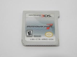 Mario Kart 7 - Nintendo 3ds ¡solo Cartucho!