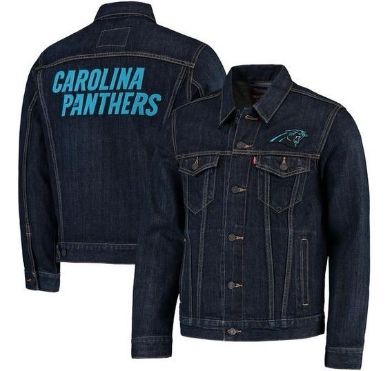 Chamarra Carolina Panthers Levi