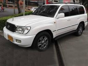 Toyota Land Cruiser Vxr Blindada