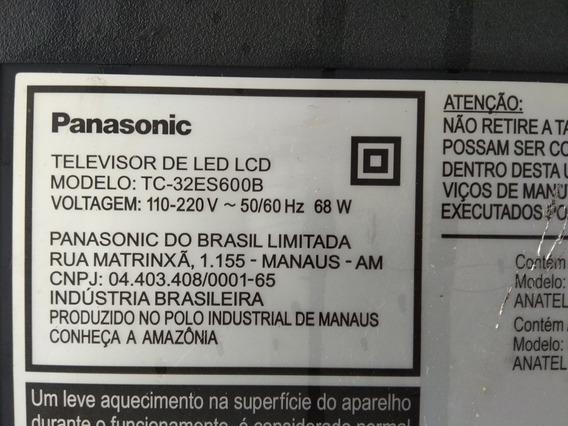 Placas Tv Panasonic Tc32es600b