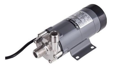 Bomba Magnética Mp-15r Cerveja Recirculação Inox