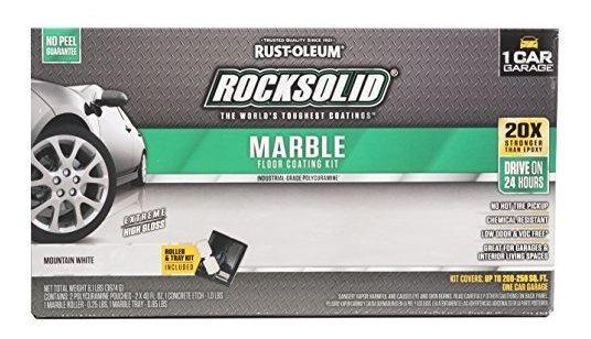 Rust Oleum 306321 Rocksolid Kit De Revestimiento Para Suel