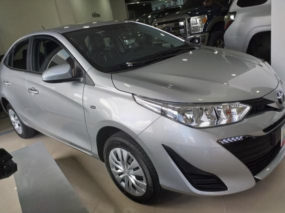 Toyota Yaris E 2017