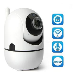Camara Robotica Wifi Full Hd 1080p Dvr Alarma Nocturna Nube