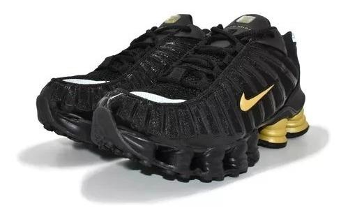 Tenis Nike Sxhox 12 Molas Masculino Promoção 50% + Frete Off