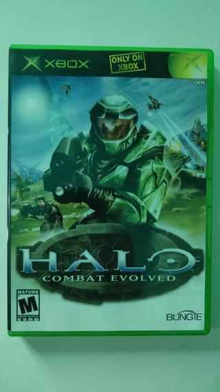 Halo 1 Combat Evolved Mídia Física Xbox Classic Jogos Xbox