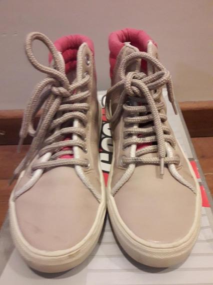 Zapatillas Gaelle Mujer Nº 35