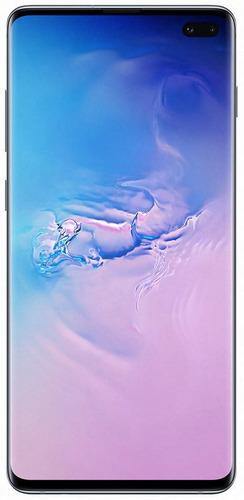 Samsung Galaxy S10 Plus Bueno Azul Liberado