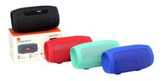 Parlante Portátil Bluetooth Usb Radio Fm Charge Mini