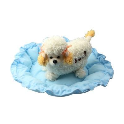 WXPC Pet Dog Sleeper Sof/á Cama Extra/íble Suave Descanso Caliente Casa Tumbona Mascotas Mat Nido Perros Grandes Colch/ón @ S