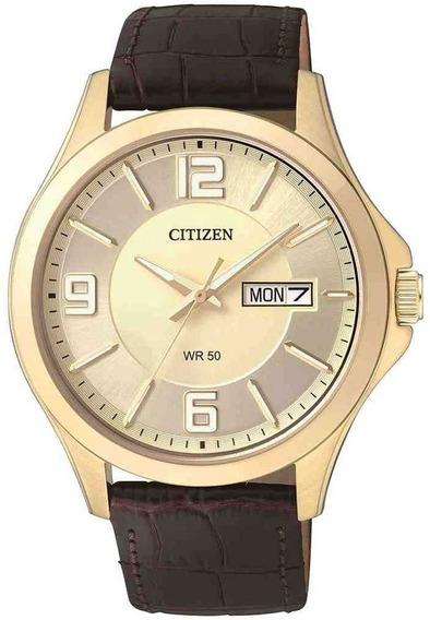 Relógio Citizen Masculino Gents Bf2003-09p / Tz20537x