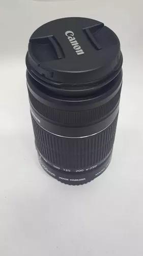 Lente Canon 55-250mm Is