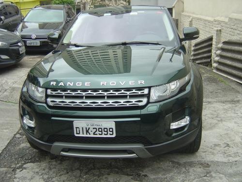 Land Rover Rangerover Evoque 2012