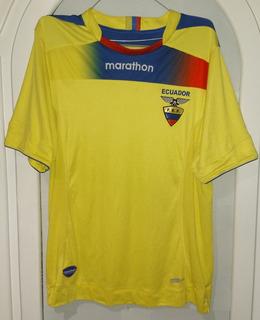 Jersey Seleccion De Ecuador Año 2011 Marathon Talla Xl