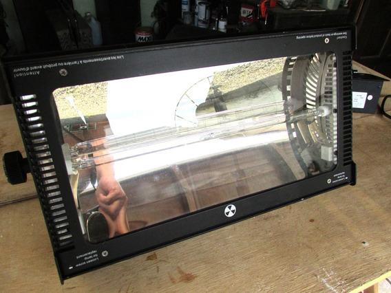 Strobo Atômic 3000 + Disparador (lâmpada Nova)