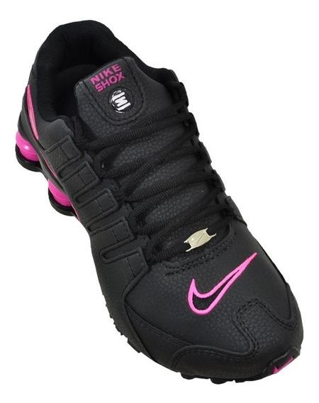 Tênis Nike Shox Nz Eu 4 Molas-original, Envio Imediato